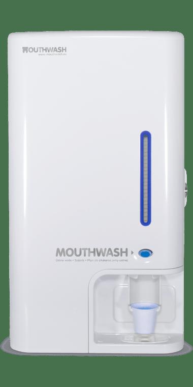Dávkovač ústnej vody Mouthwash