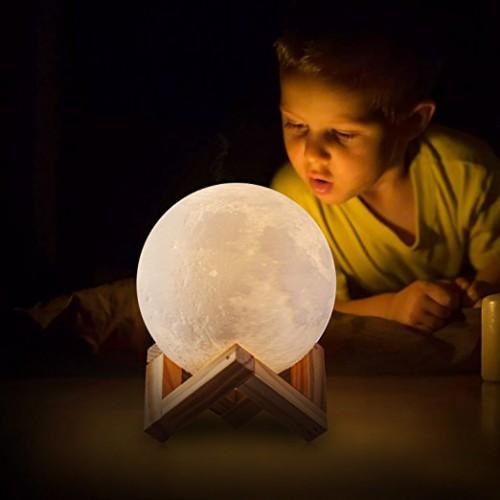 3D mesiac LED sviedidlo priemer 20 cm